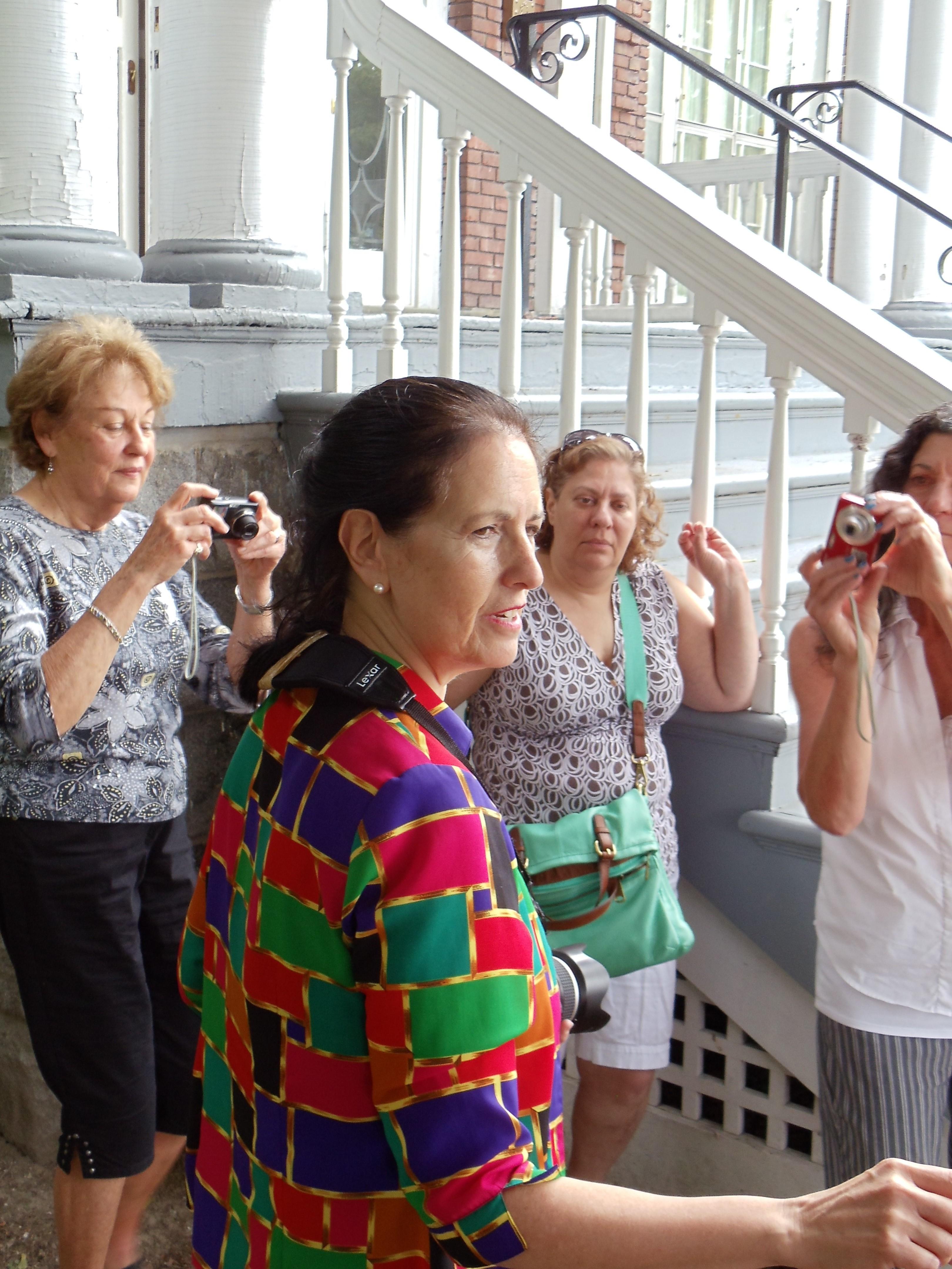 Sally Weiner Grotta Photography Class